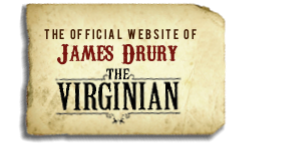 The Official Website of James Drury The Virginian